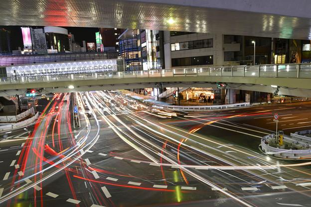 渋谷・明治通り