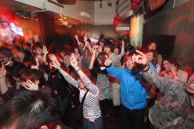party people@joke リリパ photo by明音