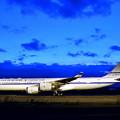 Photos: A340‐500 9K-GBB クエート政府