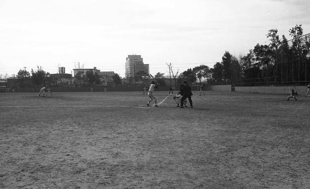 昭和53年 大浜野球場