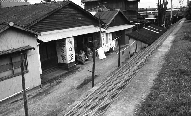 昭和53年 浜寺海水浴場跡地
