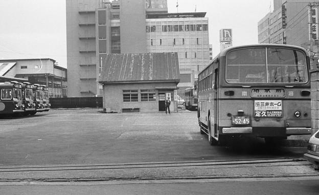 S53 南海バス車庫