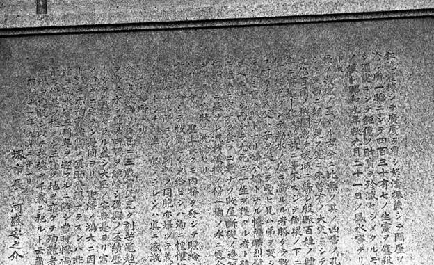 S53 室戸台風慰霊塔