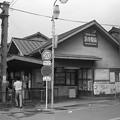 写真: S50_阪堺線浜寺駅前停留所