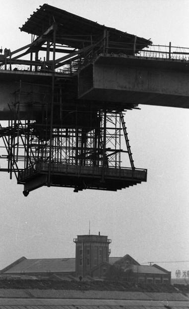 S43_阪神高速道路工事