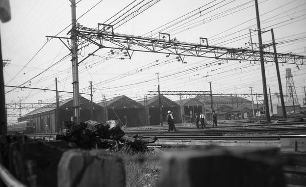 Photos: 南海住ノ江検車区