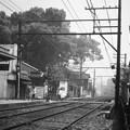 Photos: S55 阪堺線 天神ノ森停留所