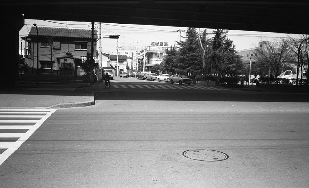 S53 旧花田口橋付近