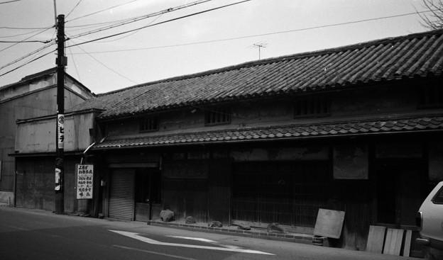S53 御陵通りの旧屋敷
