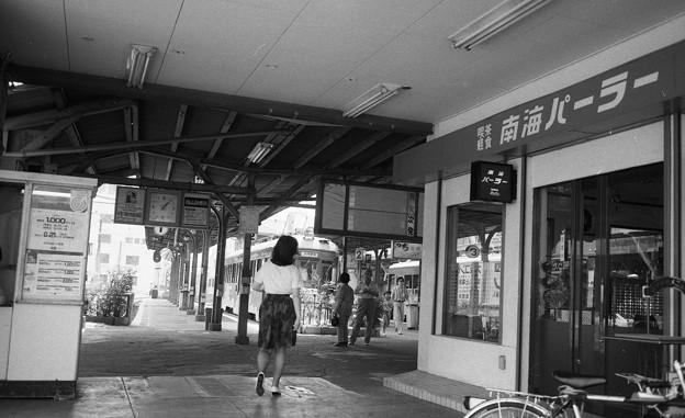 阪堺線恵美須町停留所2