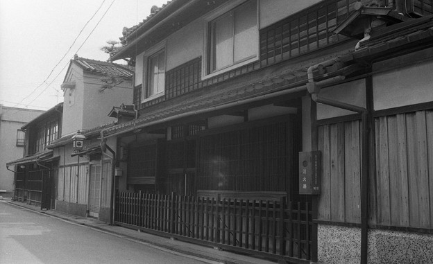 浜寺駅付近