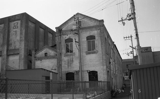ニチレイ堺工場(跡?)