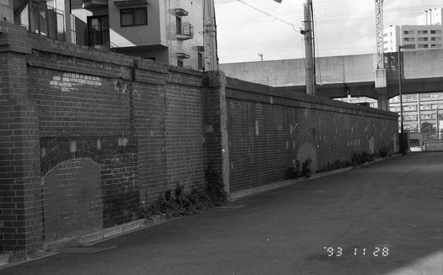 Photos: 煉瓦塀