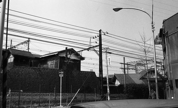 南海線岸ノ里駅