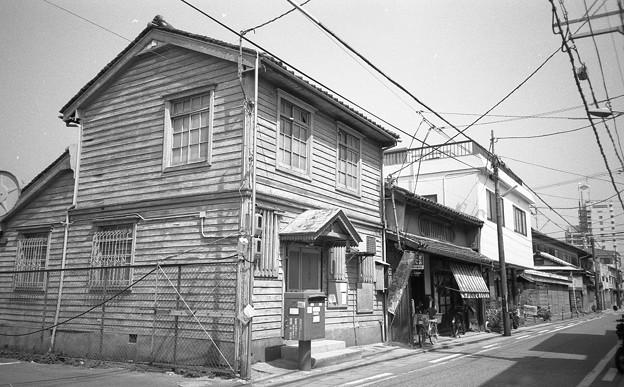 旧堺湊郵便局