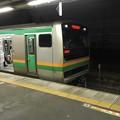 E231系1000番 上野東京ライン 熱海駅
