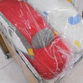 写真: 新幹線枕