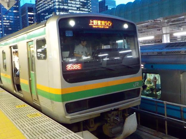 写真: E231系