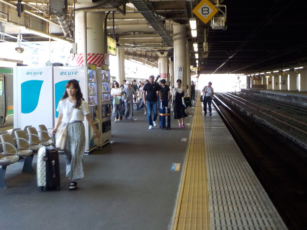 Photos: 通勤