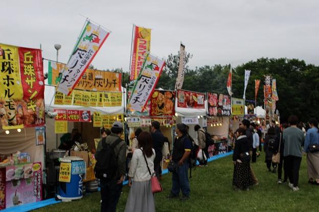 Photos: 第8回 真駒内花火大会 開始前 (6)