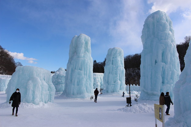 2021 千歳・支笏湖氷濤まつり5