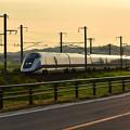 写真: 仙台へ帰る2