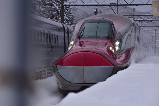 大雪の元日8