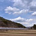 Photos: 残雪の秋田駒ヶ岳
