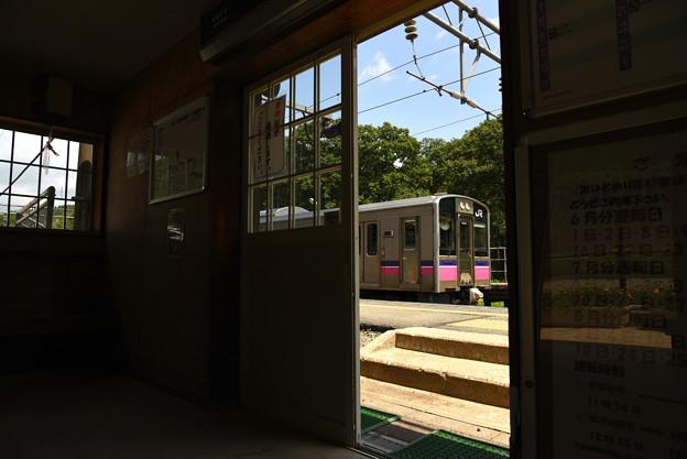 ふるさとの駅舎2