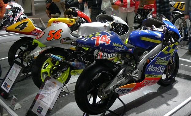 写真: 1010 2001 HONDA NSR250 74 加藤大治郎 Daijiro Kato
