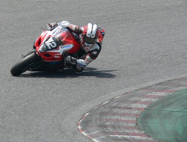 写真: 50 2013 12 津田 拓也 ヨシムラスズキレーシングチーム GSX_R1000 P1260921