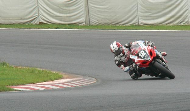 写真: 58 2013 12 津田 拓也 ヨシムラスズキレーシングチーム GSX_R1000 P1270585