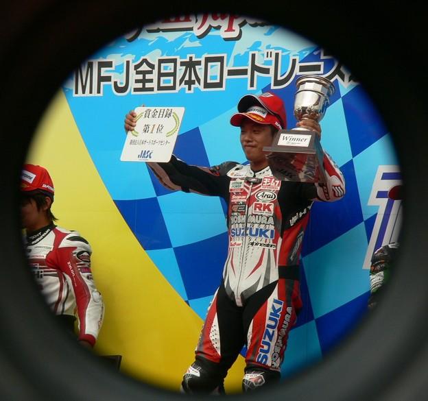 写真: 74 2013 12 津田 拓也 ヨシムラスズキレーシングチーム GSX_R1000 P1280019