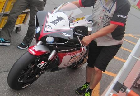 01 2013 1 中須賀克行 Katsuyuki Nakasuga ヤマハYSPレーシングチーム YZF-R1 全日本ロードレース JSB1000 IMG_1927