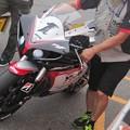 写真: 01 2013 1 中須賀克行 Katsuyuki Nakasuga ヤマハYSPレーシングチーム YZF-R1 全日本ロードレース JSB1000 IMG_1927