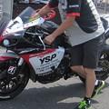 Photos: 03 2013 1 中須賀克行 Katsuyuki Nakasuga ヤマハYSPレーシングチーム YZF-R1 全日本ロードレース JSB1000 IMG_1060