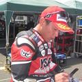 写真: 26 2013 1 中須賀克行 Katsuyuki Nakasuga ヤマハYSPレーシングチーム YZF-R1 全日本ロードレース JSB1000 IMG_1298