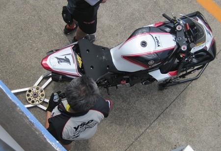 38 2013 1 中須賀克行 Katsuyuki Nakasuga ヤマハYSPレーシングチーム YZF-R1 IMG_1202