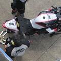 写真: 38 2013 1 中須賀克行 Katsuyuki Nakasuga ヤマハYSPレーシングチーム YZF-R1 IMG_1202