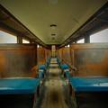 写真: 南大夕張駅跡の保存車1