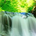 写真: 平和の滝2