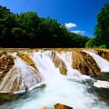 大滝ナイアガラ 北側