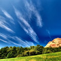 雲を生む昭和新山 その3