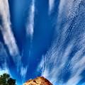 雲を生む昭和新山 その4