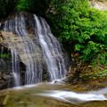 Photos: 黄金岩の滝