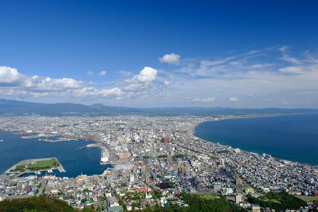 函館山からの眺望 その1