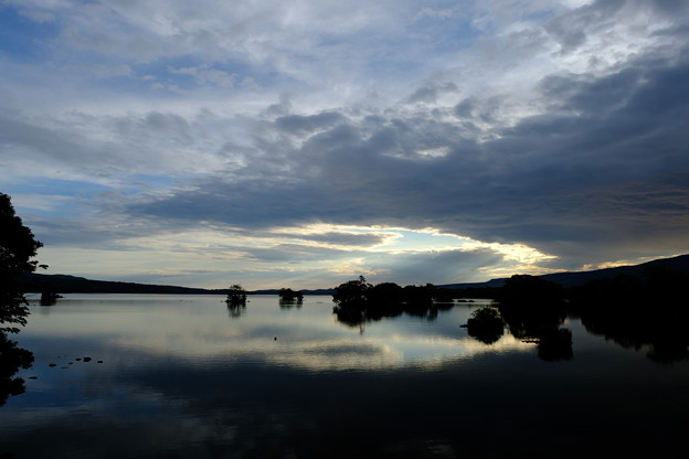 早朝の大沼公園 その2