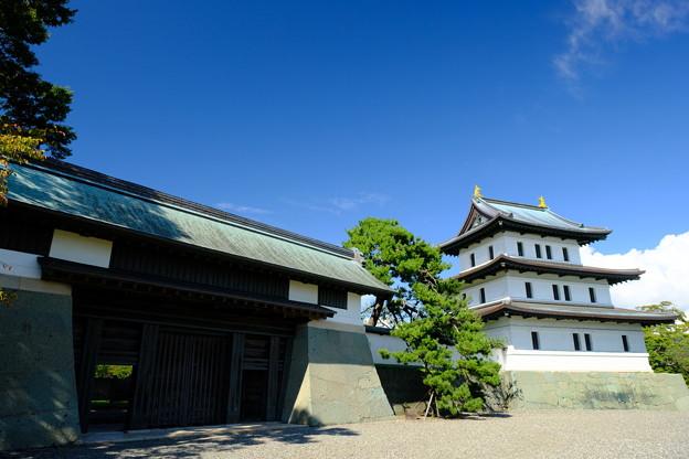 松前城 その2