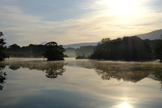 早朝の大沼公園 その5