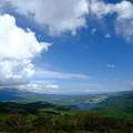 Photos: きじひき高原より望む駒ヶ岳と大沼公園